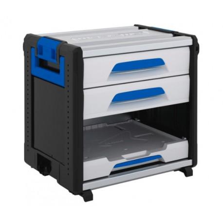 Sortimo WorkMo 24-500 2xSBL H6+MS