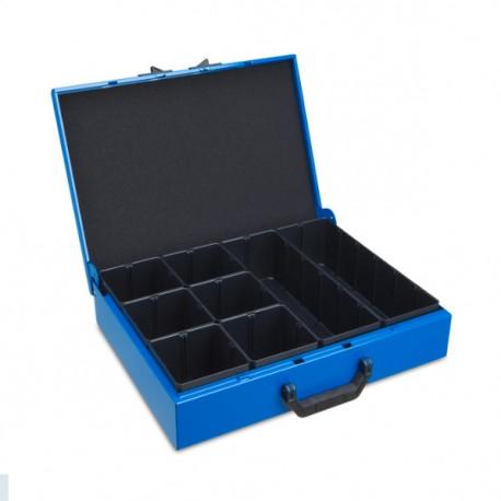 Metalni kofer KM 332 s 8 PVC pregrada H95
